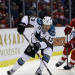 Sharks' Torres suspended for rest of Kings series