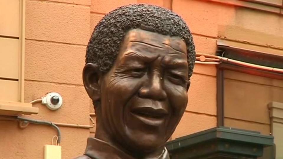 Mourning turns into celebrations for late South African leader