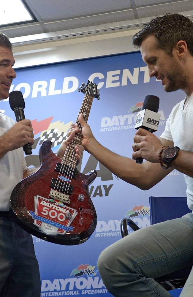 5 things to know about Daytona 500 entertainment
