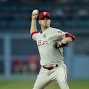 Philadelphia Phillies v Los Angeles Dodgers Getty Images