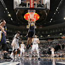 Hayward, Favors lead Jazz past Grizzlies, 93-82 The Associated Press
