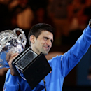Djokovic wins 5th Australian Open title, denies Murray a 1st (Yahoo Sports)