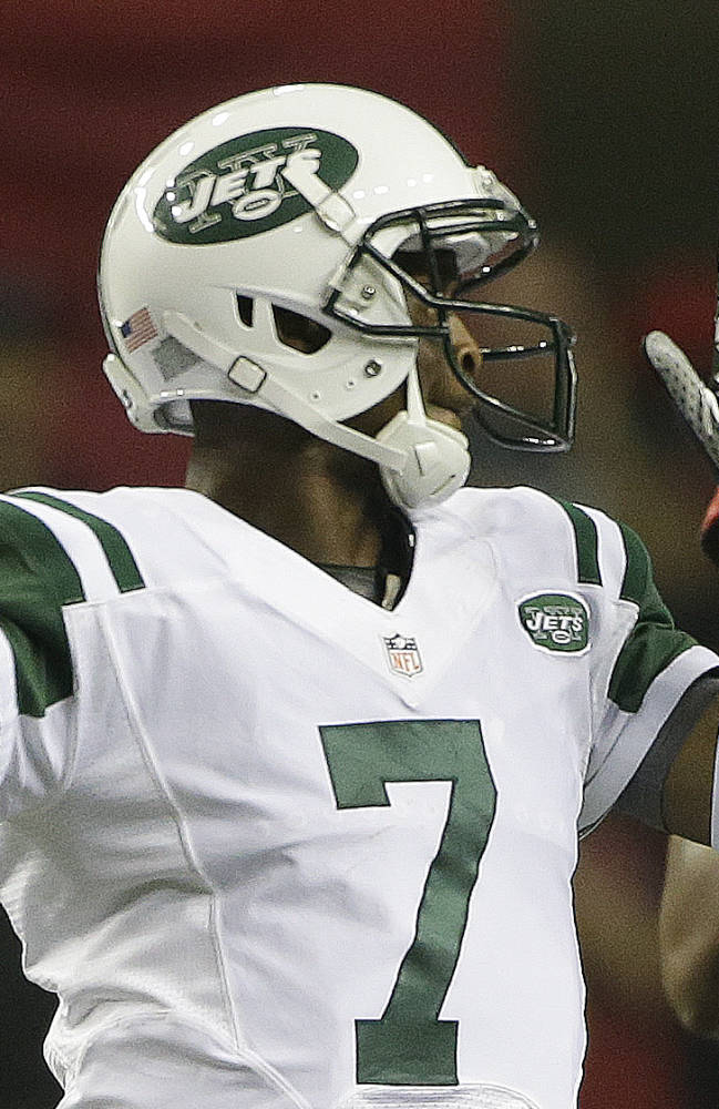 Geno Smith unflappable so far as Jets' starting QB