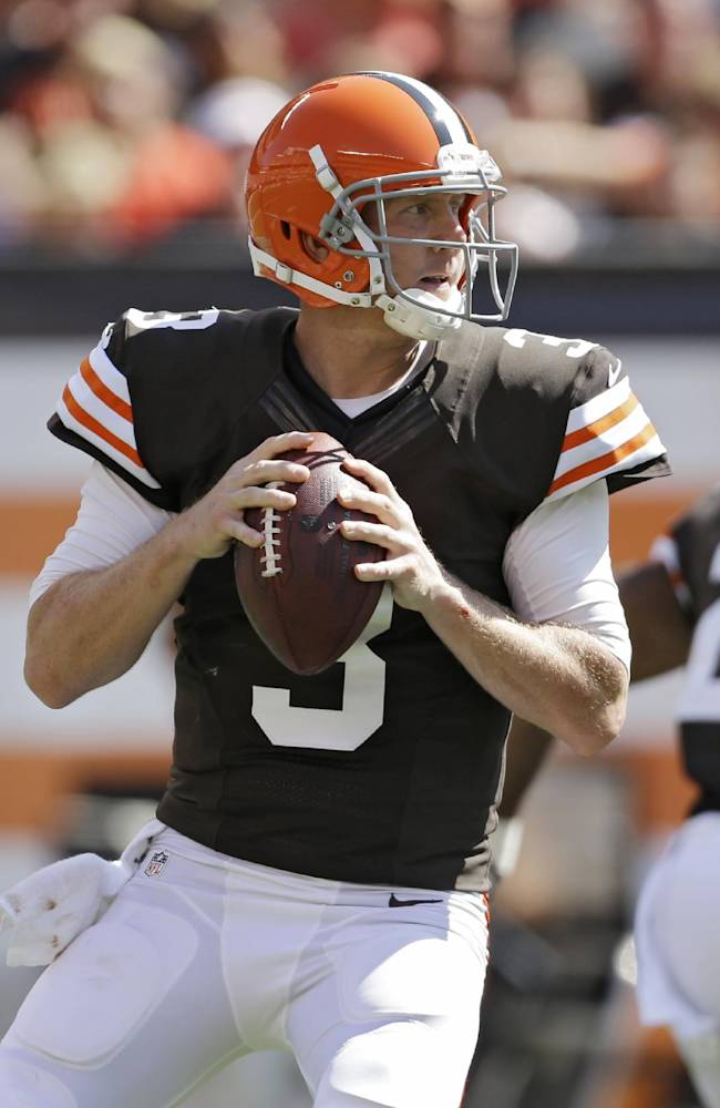 Weeden calls Oklahoma State allegations 'comical'