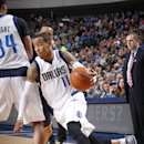 DALLAS, TX - MARCH 9: Monta Ellis #11 of the Dallas Mavericks drives against the Indiana Pacers on March 9, 2014 at the American Airlines Center in Dallas, Texas. (Photo by Glenn James/NBAE via Getty Images)