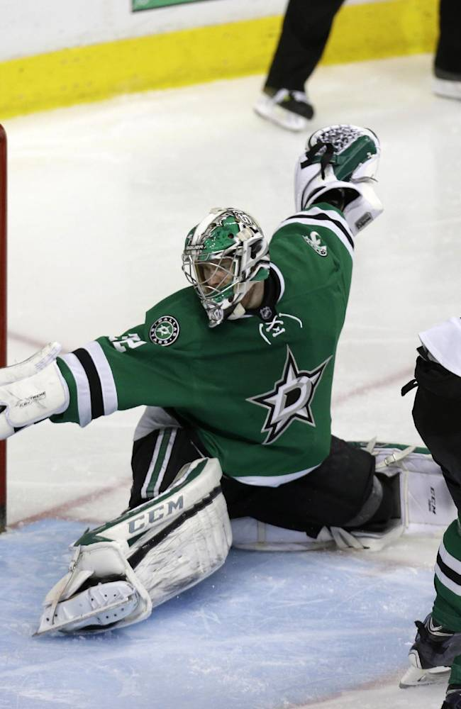Stars reached goal of playoffs before cruel ending