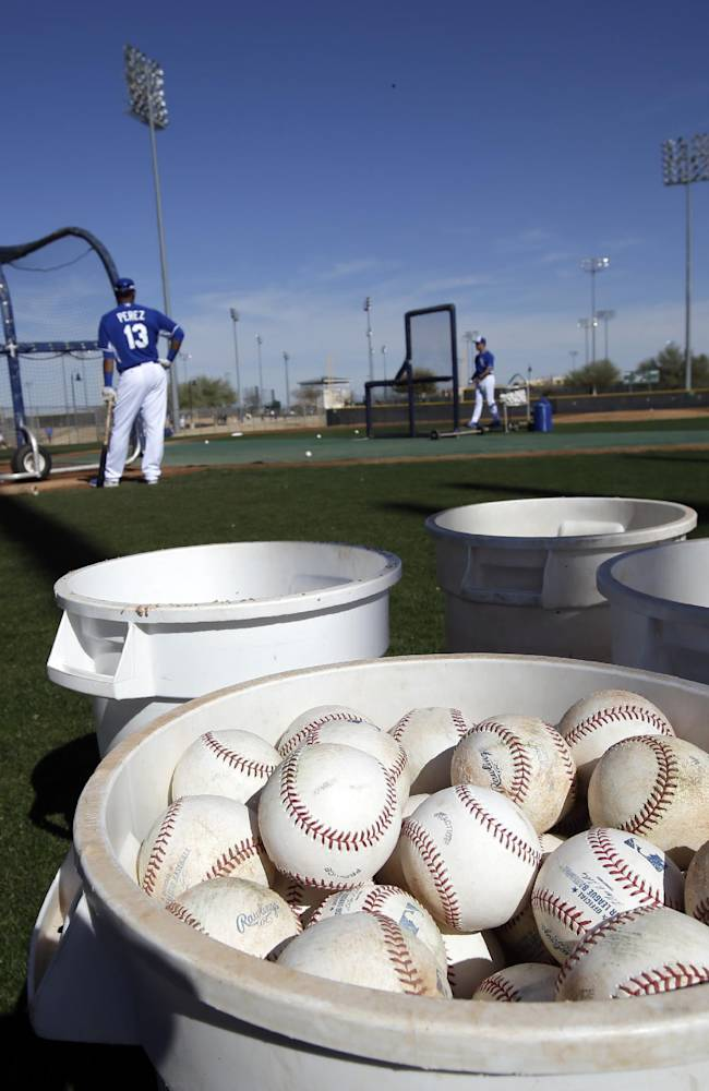 Royals want to get off to fast start this season