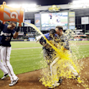 Lucroy hits walkoff homer to give Brewers 4-3 win The Associated Press
