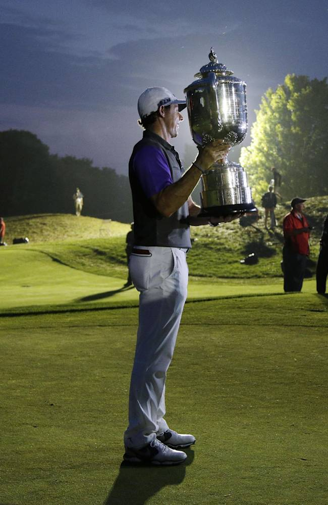 TV ratings for PGA Championship best in 5 years