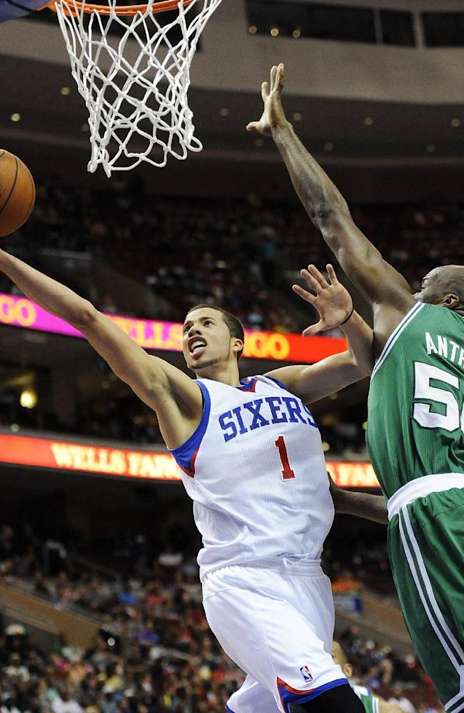 76ers guard Carter-Williams wins Rookie of Year