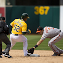 Baltimore Orioles v Oakland Athletics Getty Images