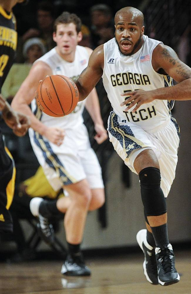 Georgia Tech defeats Kennesaw State 74-57