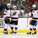 Holtby miscue gives Devils 1-0 win over Capitals The Associated Press