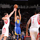 Curry has 34, Warriors beat depleted Rockets 98-87 The Associated Press