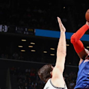 Knicks crush Nets in 1st meeting this season The Associated Press