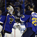 Elliott helps Blues defeat Sabres The Associated Press