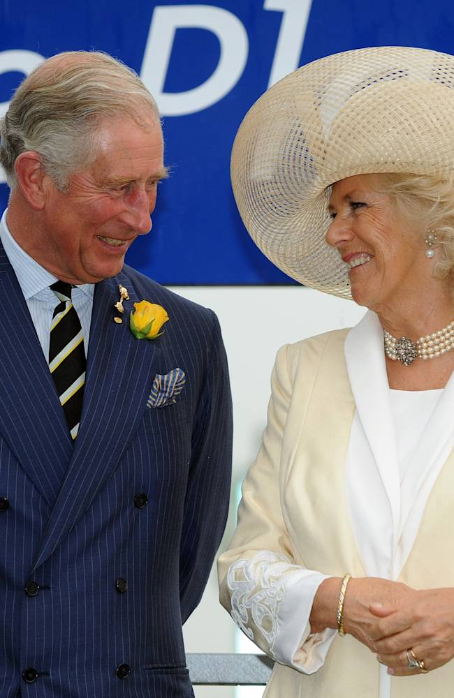 The Prince Of Wales And Duchess Of Cornwall Visit Australia - Day 2