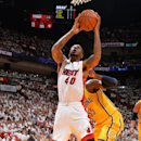 Heat sign F Udonis Haslem to 2-year deal The Associated Press