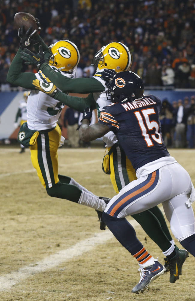 Packers take never-give-up attitude into playoffs