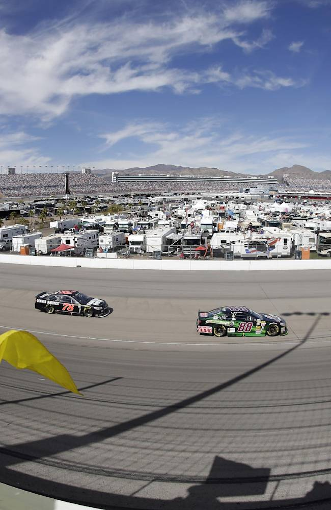 NASCAR changing qualifying after safety concerns