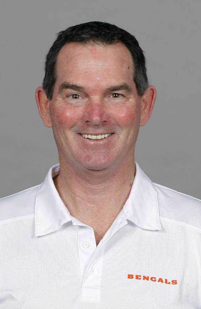 Vikings pick Mike Zimmer as new head coach