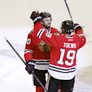 Blackhawks stay patient and perfect in postseason overtime The Associated Press