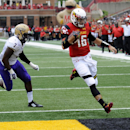 Maryland lineman Dunn: from walk-on to blind side The Associated Press