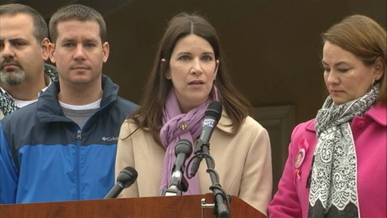 Sandy Hook Families Reflect on Loss