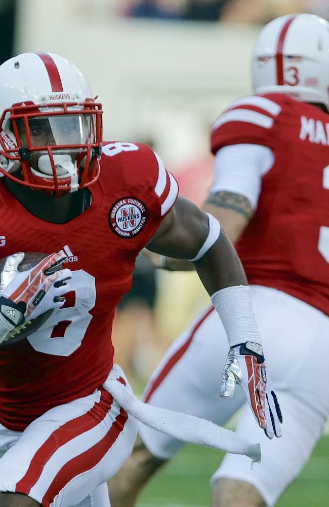 Huskers' Abdullah says finishing degree priority