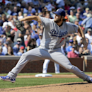 Kershaw gets 20th win as Dodgers pound Cubs 14-5 The Associated Press