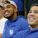 Top-ranked Kentucky nonchalant about No. 1 NCAA seeding The Associated Press