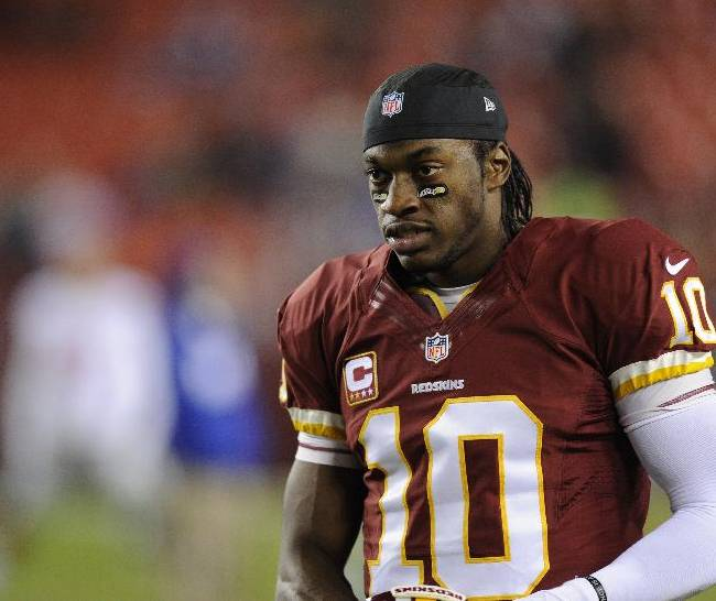 RG3 to be honorary pace car driver at Richmond