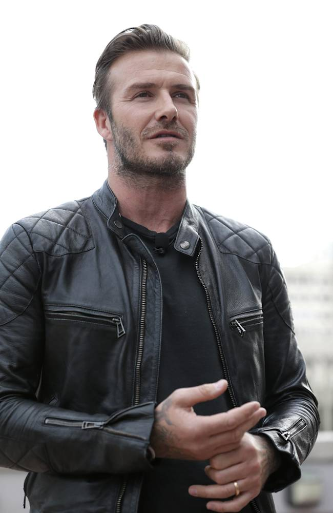 Beckham makes pitch for soccer at Fla. Capitol