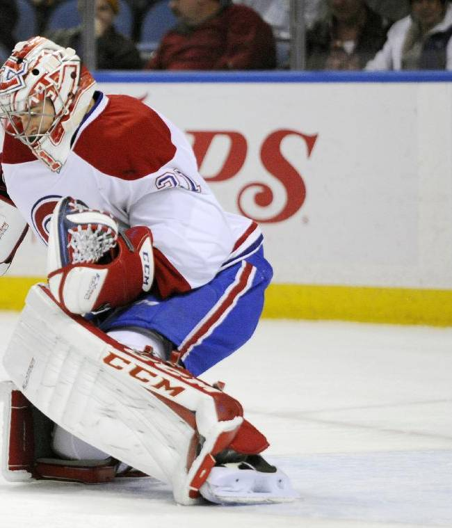 Canadiens top Sabres 3-1