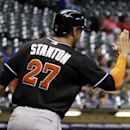 Homers by McGehee, Ozuna lift Marlins over Brewers The Associated Press