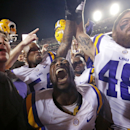 No. 24 LSU upends No.3 Mississippi, 10-7 (Yahoo Sports)