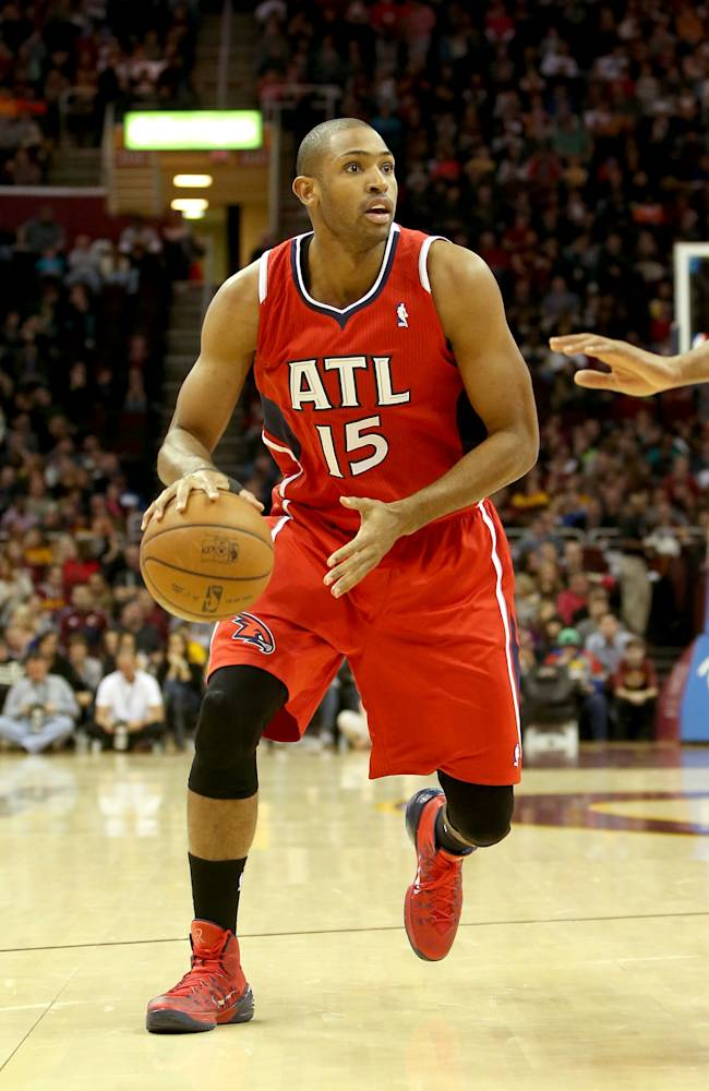 Hawks lose Horford to torn right pectoral muscle