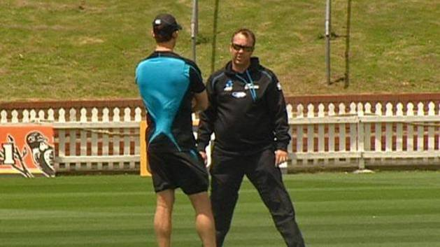Macca To Help Coach Black Caps
