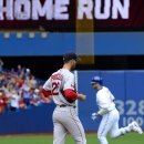 Smoak hits 2 homers, Jays rout Red Sox 11-2 on Canada Day The Associated Press