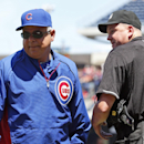 Cubs manager Renteria ejected over foul ball call The Associated Press