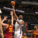 Jefferson, Walker lead Bobcats past Cavs 101-92 The Associated Press