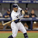 Joyce's RBI single in 10th lifts Rays past Red Sox The Associated Press