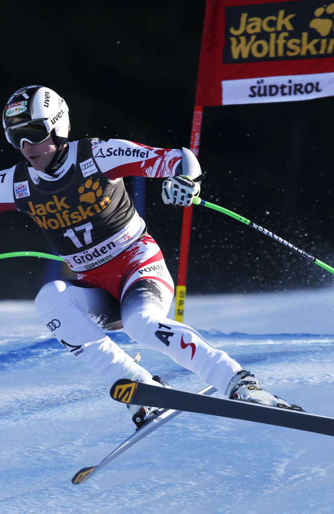 Austria off to worst downhill start in 25 years