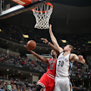 Butler, Mirotic lead Bulls over Grizzlies 103-97 The Associated Press
