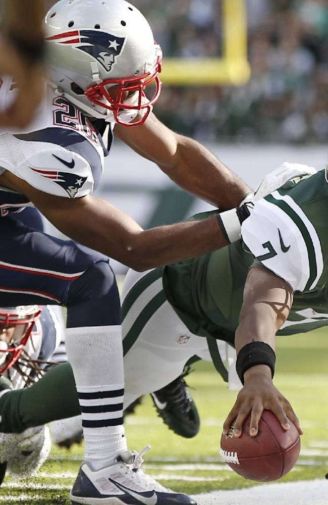Jets' Smith showing promise despite inconsistency