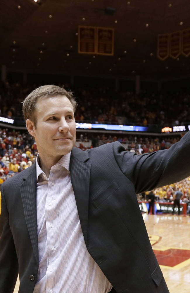 So long, Mayor: Hoiberg leaves Iowa State stocked for future