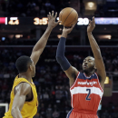 Wall, Beal lead Wizards past Cavaliers 96-83 The Associated Press