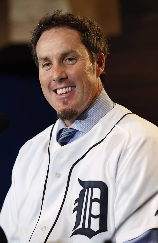 Tigers agree to deal with Joe Nathan
