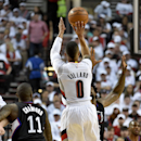 Los Angeles Clippers v Portland Trail Blazers - Game Three Getty Images