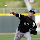 Lindstrom opens season as White Sox closer The Associated Press